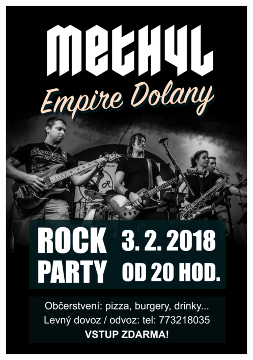 Methyl - Empire Dolany