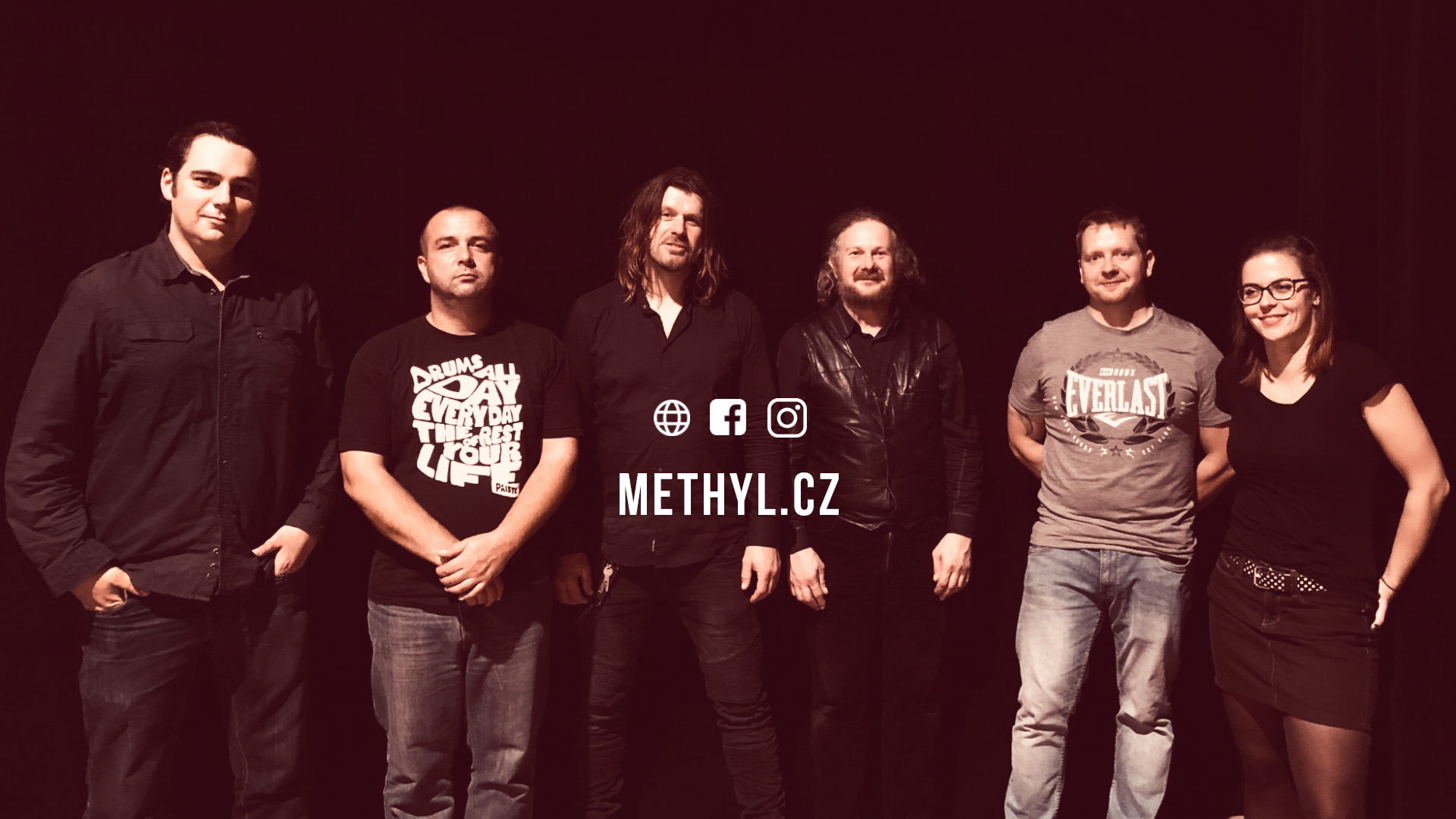 Kapela Methyl - Rock Cover Band